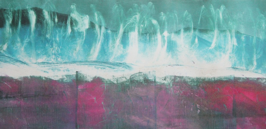 Ann Marie Foster at Abbot Hall Gallery Shop