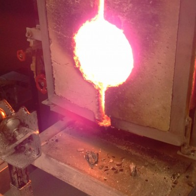 Glass blowing experimentation 2