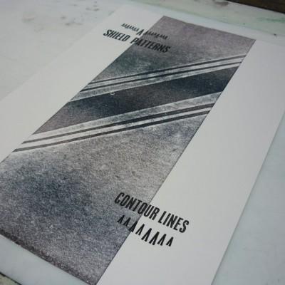 Letterpress printing at UCLAN