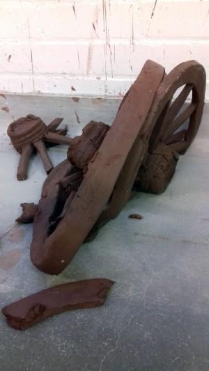 third wheel rolled