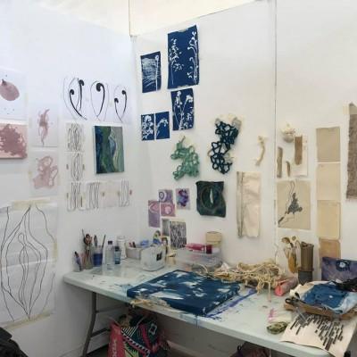 My Studio Area