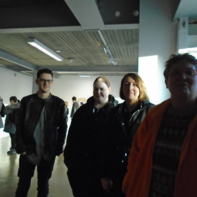 2016/2017 AA2A Artists at Teesside University