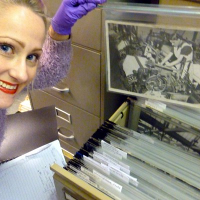 Archive Photographs @ The Harris