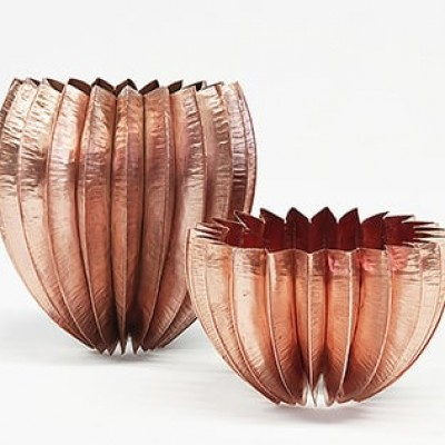Prickles Pods, copper