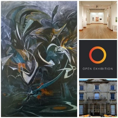 Exhibitions of works by Lorraine Cooke and Roderick. K. Newlands