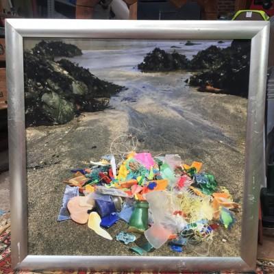 Sea Plastic and Underwater