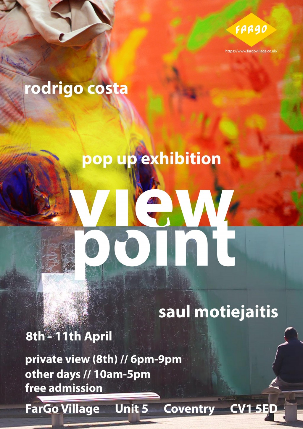 view//point - pop-up exhibition
