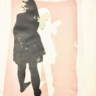 Silkscreen Fairy