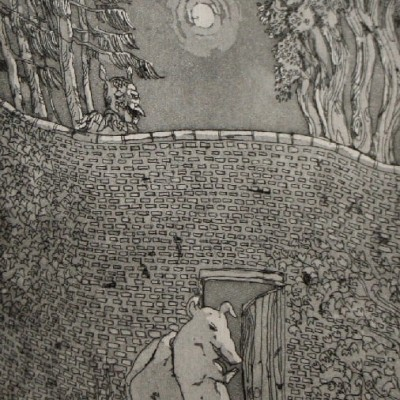 Various etchings from the last few years
