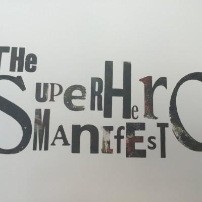 the superhero manifesto (publication)