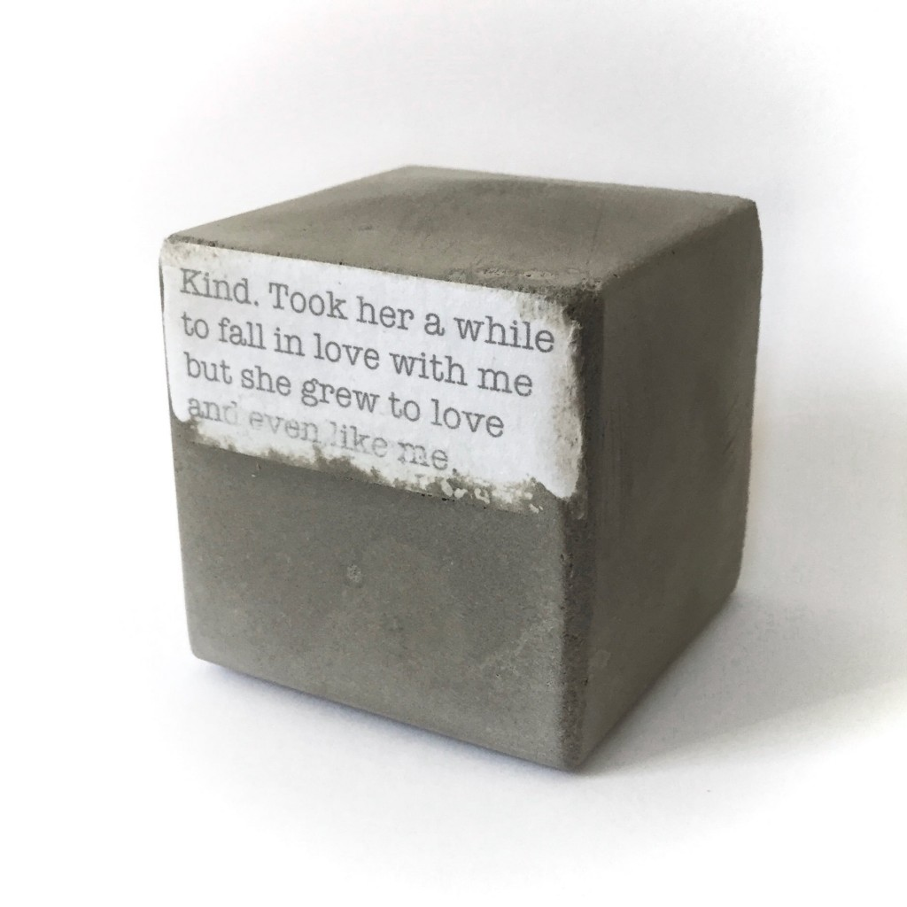 Stories on concrete