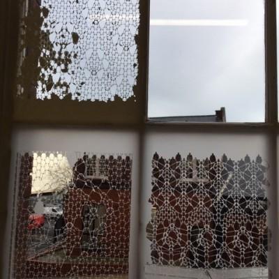 Sheffield Institute of Arts - Site Specific work